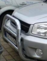 Латвийских водителей заставят снять «кенгурятники»