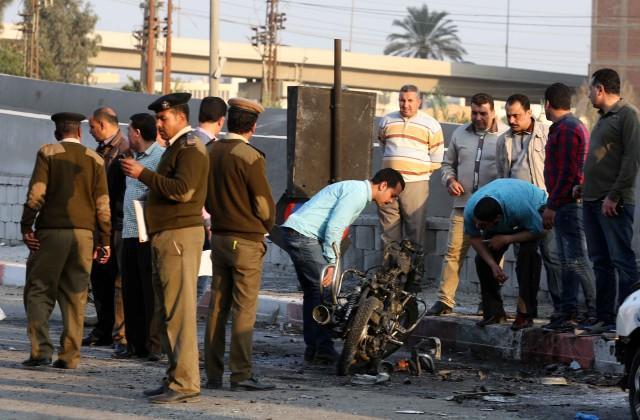 ВЕгипте объявили трехдневный траур пожертвам терактов вкоптских церквях