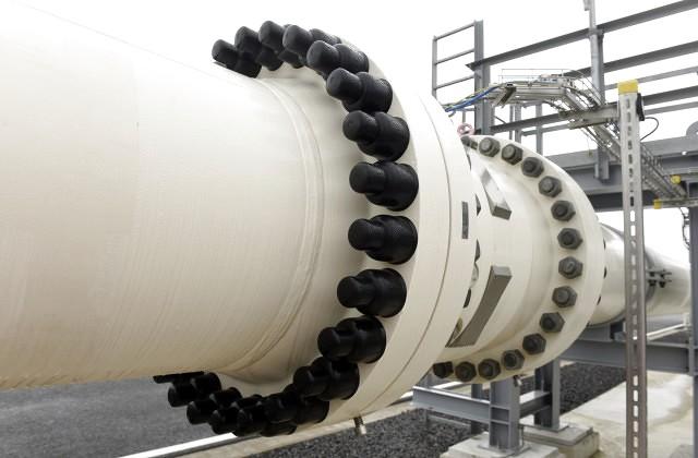 Компания Nord Stream 2 вФРГ подала заявку навозведение газопровода