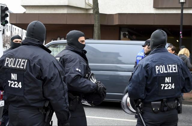 ВГермании задержали предполагаемого боевика ИГ* и«ан-Нусры»