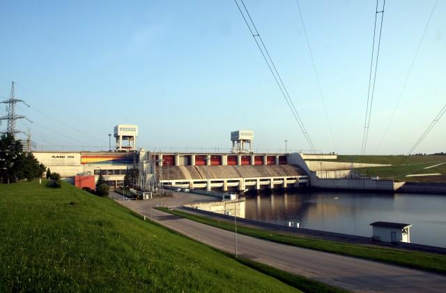 Плявиньская ГЭС
