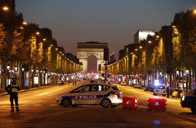 Вцентре Парижа произошла стрельба, есть жертвы
