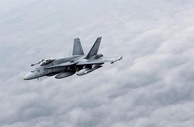 Канада подняла ввоздух истребители для сопровождения русских Ту-95 уАляски