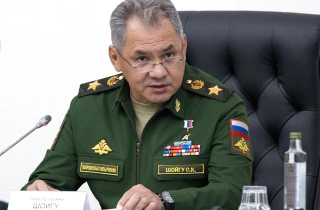 Министр обороныРФ раскритиковал действия НАТО вПрибалтике инаБалканах