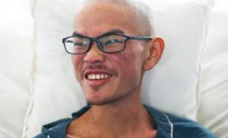 Спустя 47 дней после исчезновения в Гималаях, альпиниста нашли живым