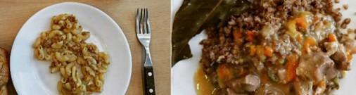 Чем кормят наших детей? Латвийские школьники публикуют фото своих обедов