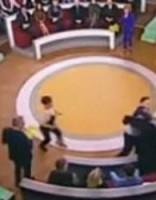 Польский русофоб спровоцировал массовую драку в эфире НТВ