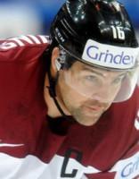 Цель Латвии на ЧМ по хоккею - восьмерка сильнейших