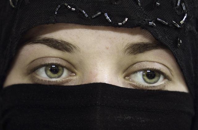 ВГермании приняли частичный запрет наношение паранджи