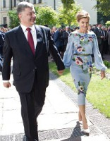 Жена Порошенко станет телеведущей «В ритме спорта»