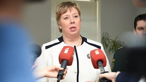 В МВД грядут перемены: Петерсоне-Годмане не возобновлен допуск к гостайне