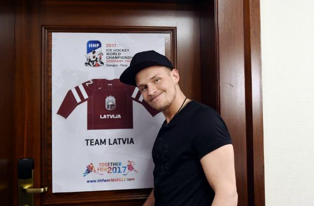 Сборная Латвии обыграла Италию начемпионате мира