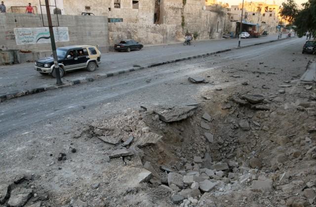 Удары коалиции посирийским военным имирным жителям неприемлемы— МИД
