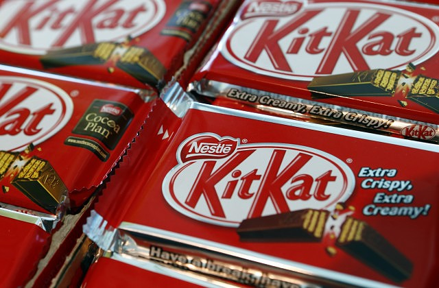 Nestle проиграла очередной суд оформе шоколада KitKat