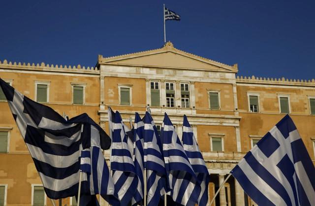ВГреции проголосовали зановые меры экономии