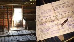 Латвиец купил домик в деревне и обнаружил на чердаке клад