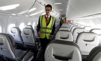 Пассажир авиарейса Лиепая-Рига поделился впечатленями от полета
