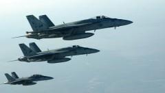 Над Балтийским морем - крупнейшая активность самолетов ВВС России в этом году