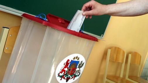 В Латвии в 16.00 начали работу избирательные участки