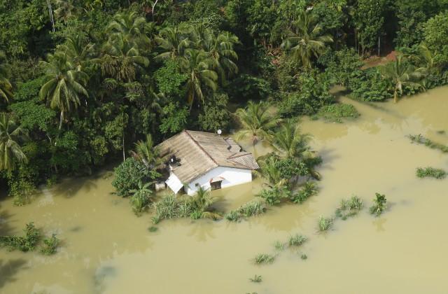 Количество погибших в итоге наводнения вШри-Ланке возросло до202
