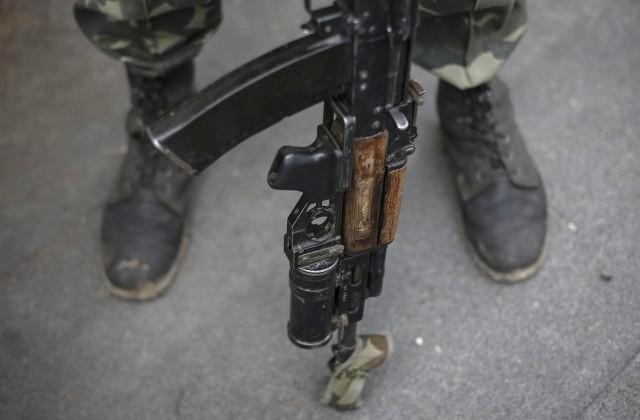Боевики обстреляли детский лагерь под Волновахой