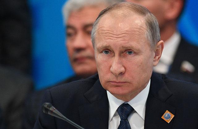 Путин объявил, чтоРФ никогда невмешивается вдела остальных стран