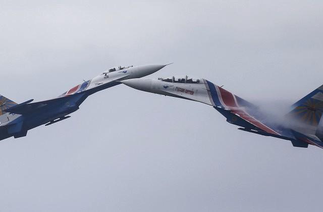 Су-27. Иллюстративное
