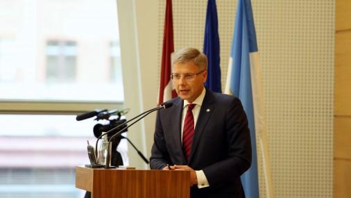 Ушаков сохранил должность мэра Риги
