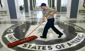 С здании ЦРУ прошла спецоперация по поимке сотрудников, воровавших шоколадки
