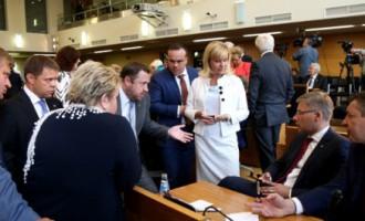 Коалиция Рижской думы обеспечила себе преимущество во всех комитетах