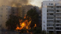 В Лондоне эвакуировали жителей пяти зданий из-за угрозы пожара