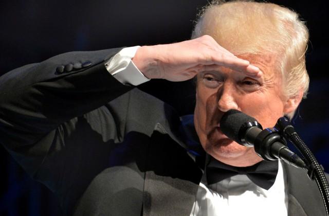 Трамп прервал беседу спремьером Ирландии, чтобы сделать комплимент журналистке