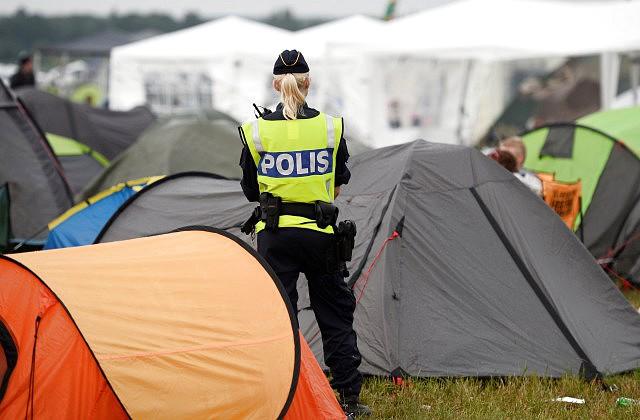 Музыкальный фестиваль вШвеции решено отменить из-за изнасилований