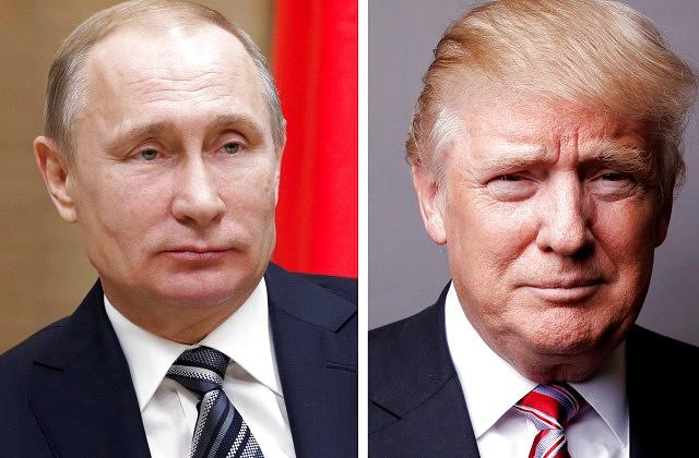 Трамп остался доволен встречей сПутиным— Госдеп США