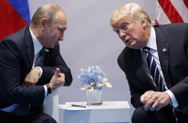 Тиллерсон поведал о«позитивной химии» между Путиным иТрампом