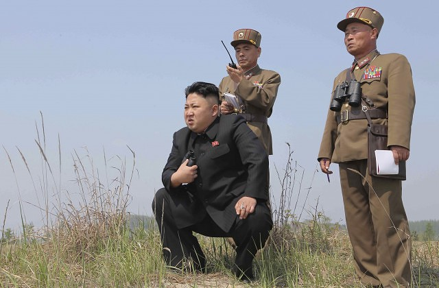 США представили новый пакет санкций против КНДР