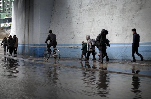 Жертвами неожиданного паводка вАризоне стали как минимум 9 человек
