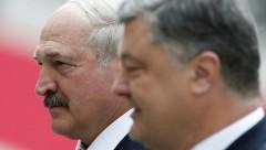 Упавший в обморок перед Лукашенко глава погранслужбы Украины покинул пост