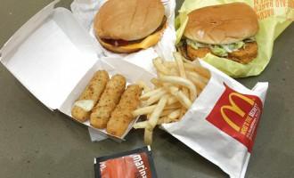 «Жир, плесень, грязь»: сотрудник McDonald's выложил жуткие фото из кухни ресторана