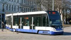 Назван самый популярный маршрут трамвая в Риге