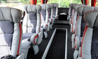 Автобус Lux Express Таллинн-Рига попал в тяжелое ДТП