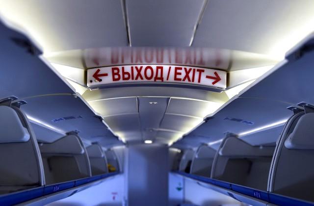 Турецкий экипаж «поджарил» пассажиров рейса Анталья