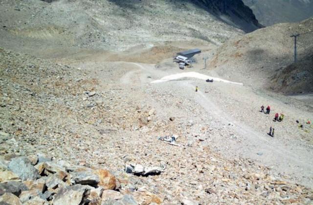 ВШвейцарии потерпел крушение небольшой самолет, три человека погибли