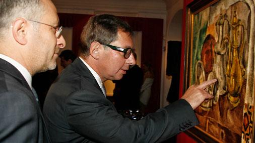 инвестиции в живопись: