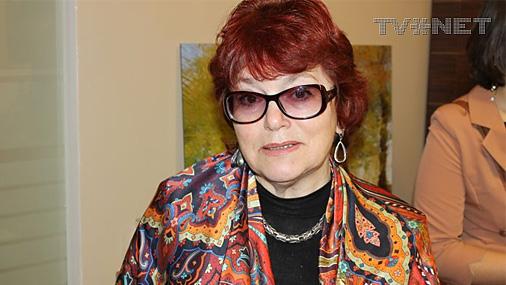Заведующая библиотекой Ирина Тарутина