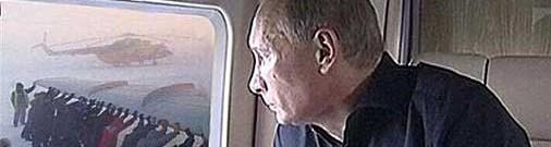 Русские толкают самолет: самые смешные «фотожабы»!