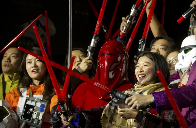 Новый отрывок «Звездных войн» вполне может стать самым кассовым вистории