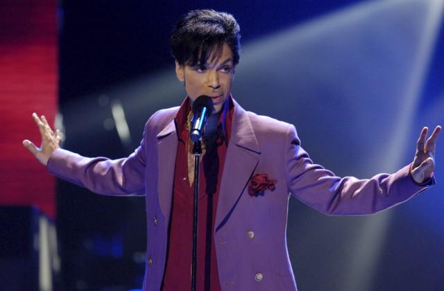 Скончался певец Prince [видео]
