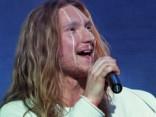 У конкурсанта «Евровидения» из Белоруссии выпал передний зуб