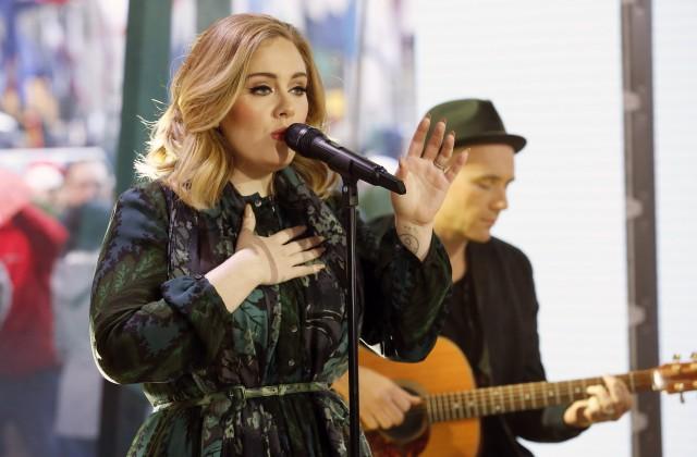 Адель ввосторге отпобедной песни Джамалы наЕвровидении 2016